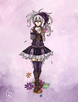 Vocaloid3: v flower by SileceneAlethea