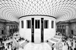 British Museum by zuckerblau