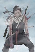 Naruto 521 - Zabuza the demon by ernie1991