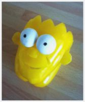 Bart Simpson Pepper by mikedaws