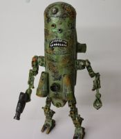assemblage armstrong custom by rupertvalero