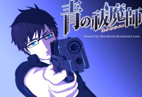 Yukio Okumura From Ao NO Exorcist (Blue Exorcist) by Advance996