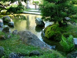 Japanese Tea Gardens 22 by Robriel-Stock