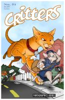 Critters 51 by theInkMenagerie