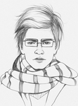 James Potter by ThestralWizard