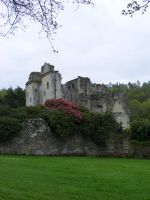 Old Wardour Castle 4 by LadyxBoleyn