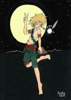 Peter Pan by schorsi-art