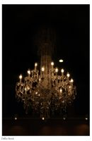 Chandelier by Della-Stock