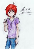 Mike by Nieona