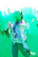 The Color Run 3 by SublimeBudd