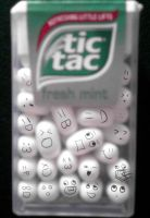 Tic Tacs by BlueDragon1822