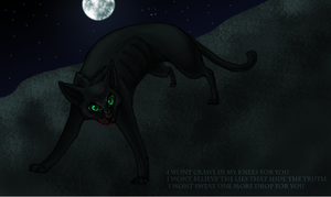 Re-education - Hollyleaf by Ilyich-Cenin