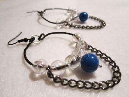 Blueberry Earrings ( ON SALE! ) by MammaShaClothing