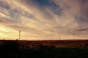 Sunset at Divis by Gerard1972