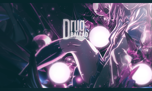 Drug Ballad by JamesxpGFX