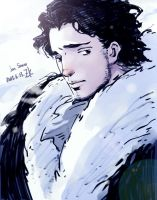 Jon Snow by Cocoz42