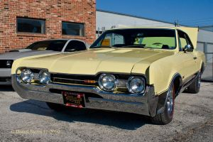 1967 Oldsmobile 442 by StormPix