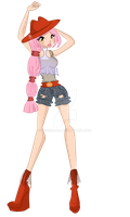 Beta Cowgirl by winxchara