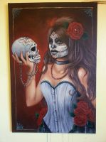 Day of the Dead by Kara-Kiwi