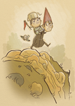 Over The Garden Wall by andrewk