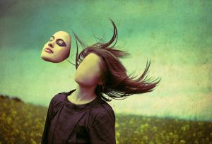 Faceless Composition by `larafairie