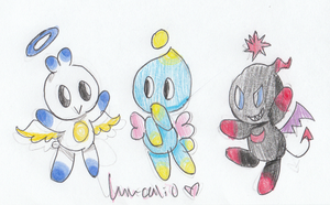 chao chao! by lucas420
