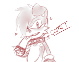 Comet Request by FlashnTails