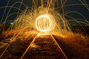 Into the Fire by TnR-Photo