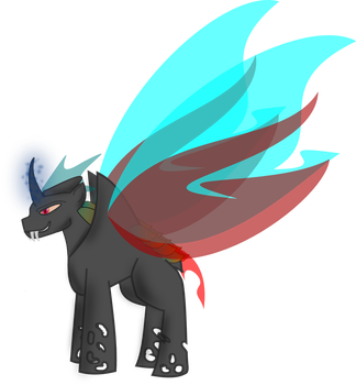 Castar ultimate form by InvictusCastar