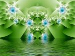 Peaceful Lake by Thelma1