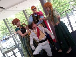 That MCM Expo Disney Meet We Did on 2015 - 09 by ChristianPrime1-Bot