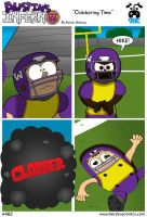 Clobbering Time by DairyBoyComics