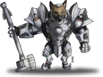 Reinhardt - German Shepherd by bkc3