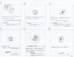 Wheatley Another Chance Video: Storyboard 7 by kamy2425