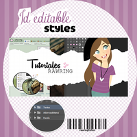 Id Styles .psd by a-Rawring