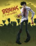 BRAINS Its Whats For Breakfast by DukeOGlue