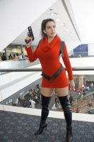 Lana Kane WonderCon by miss-kitty-j