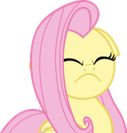Fluttershy - Just Hold it In by Firestorm-CAN