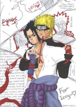 NaruSasu - Bonds of Blood II by NaruSasuFTW