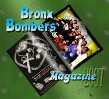 Bronx Bombers 1 by tedesigns