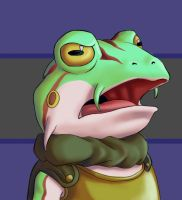Frog: 'tis folly by Crispy-Gypsy