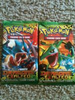 Dragons Exalted Booster Packs by furguylover