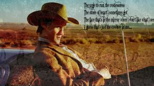 The Cowboy In Me by Timelord-Doctor