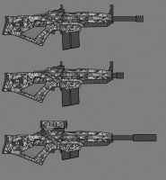 Modular Rifle Design by Ruthie420