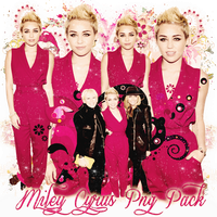 Pack png 237 Miley Cyrus by MichelyResources