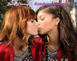 Bella X Zendaya: Bendaya 2 by CrimsonAlexx