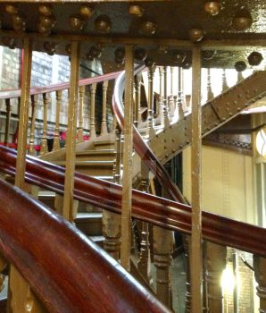 Staircases by TangentExpress