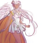sailor cosmos by Invader-celes