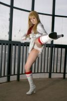 Tekken 5 - Lili Rochefort by MonoAbel