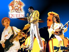 Queen the best band ever is by beatlebiu